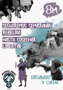 8m2021 mujeres libres madrid